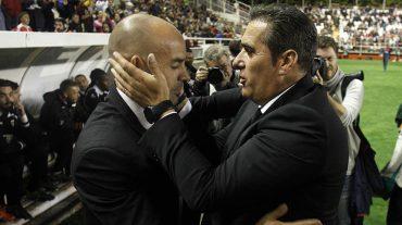 Jémez es el segundo técnico que llega al equipo rojiblanco tras haber dirigido antes al Rayo, después de Sandoval