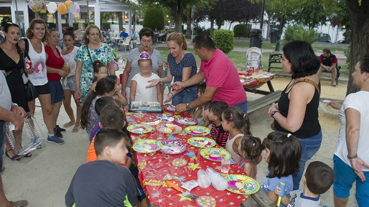Hasta fecha se han celebrado alrededor de 80 fiestas de cumpleaños. Foto: aG