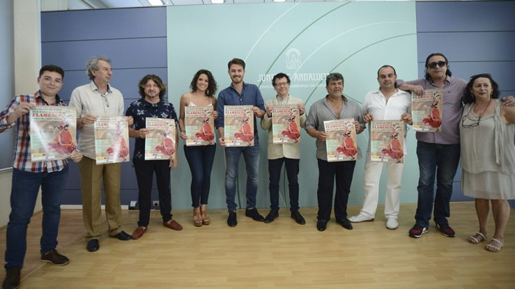La programación cierra con un homenaje al cantaor Juan Valderrama, al cumplirse el centenario de su nacimiento. Foto: aG