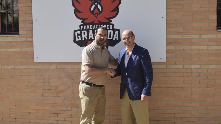 El objetivo de los dos equipos granadinos es obtener resultados a medio plazo, tanto a nivel de formación humana como deportiva. Foto: aG