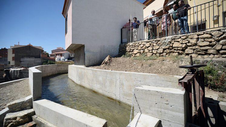 La inversión realizada para la ejecución de las obras ha sido de 812.000 euros. Foto: José Manuel Grimaldi