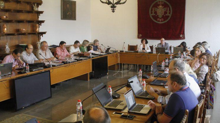 El Consejo de Gobierno ha tenido lugar este martes a las 09.00 horas. Foto: Álex Cámara