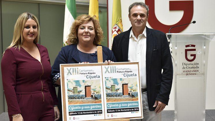 Los premios rondarán desde los 1.200 euros al ganador a los 500 euros al sexto clasificado. Foto: J. Grosso / Diputación de Granada