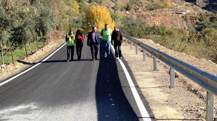 El objetivo es la mejora de la calidad del agua potable procedente de captaciones superficiales para el conjunto de los vecinos del municipio. Foto: Diputación de Granada