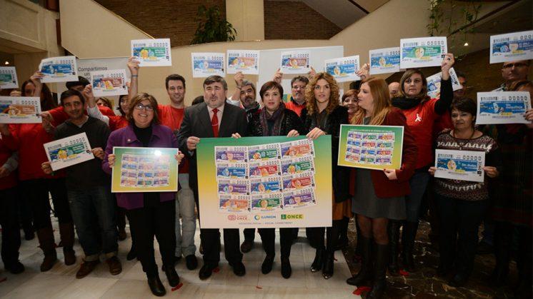 Con esta iniciativa, la ONCE se suma a las campañas contra esta lacra. Foto: J.M. Grimaldi