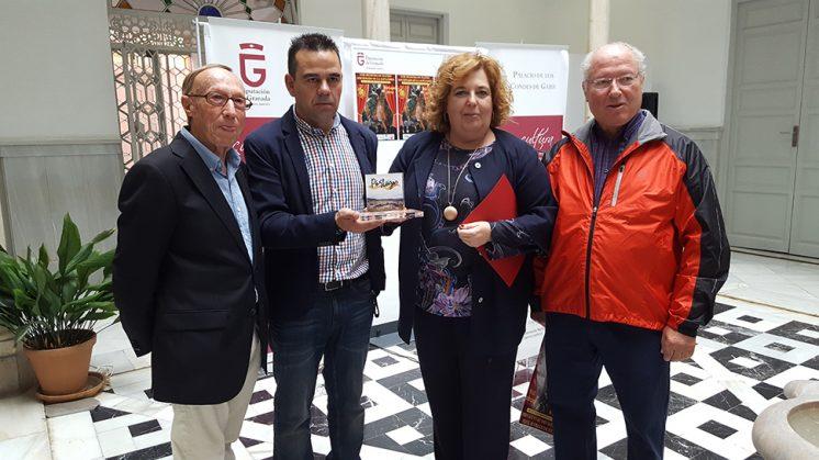 El certamen cuenta con el apoyo y la financiación de la Diputación de Granada, la Diputación de Almería, el Ayuntamiento de Pórtugos y la colaboración de la Asociación Abuzarra. Foto: Dipgra