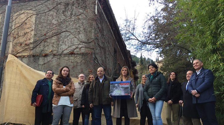 El PP ha llevado a Monachil su campaña 'Rescata la Urna'. Foto: L. F. Ruiz