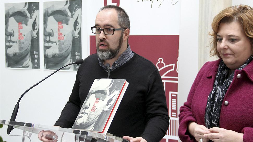 Ahora granada alfonso alcal recibe un primer homenaje en el cat logo de su ltima exposici n - Catalogo conforama granada 2016 ...
