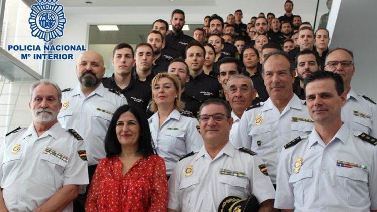 Ahora Granada La Policía Nacional Incorpora En La