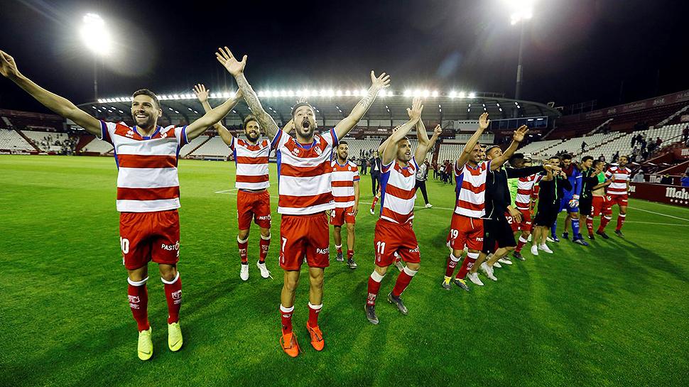 Corresponsal celestial jurar  La ambición de estrenarse con un ascenso a Primera - Ahora Granada Ahora  Granada