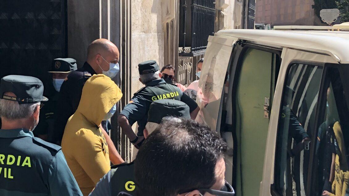 Acusado Matar Guardia Civil
